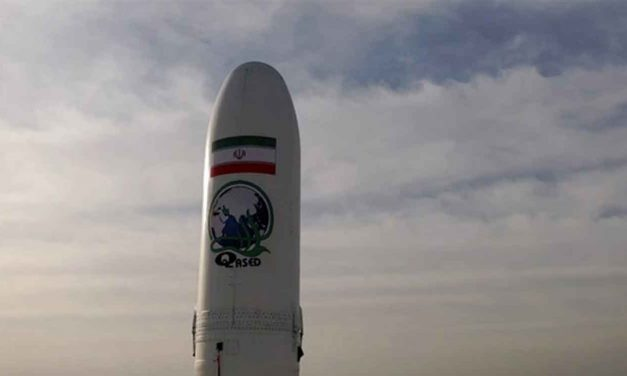 Iran launches military satellite into orbit in apparent violation of UN resolution