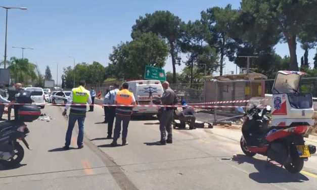 Palestinian terrorist stabs 62-year-old Israeli woman