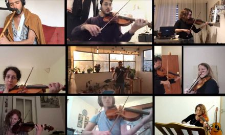 Watch: Jerusalem Orchestra performs virtual concert from their homes