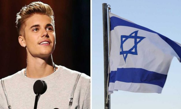 "Justin Bieber says ""Sh'ma Yisrael"" prayer in Hebrew to Israeli fan"