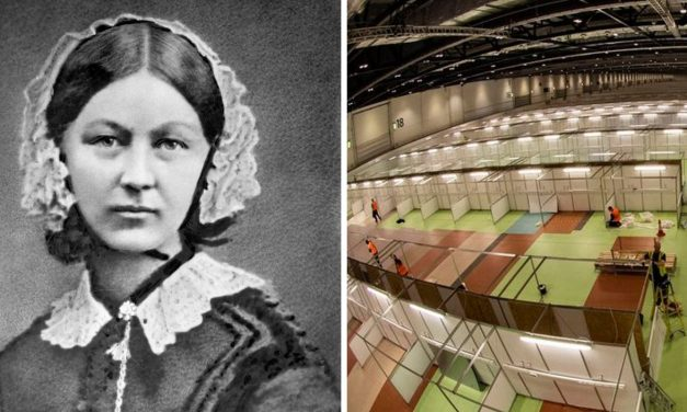 """""""How very little can be done under the spirit of fear"""" – Florence Nightingale's amazing legacy is a lesson for today"""