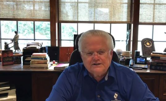 Why Christians should support Israel – Pastor Hagee webinar