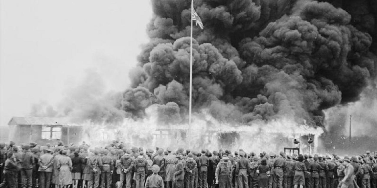 75 years since British forces liberated Bergen-Belsen