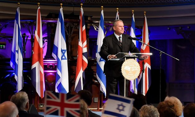 CUFI to premiere London's 'A Night to Honour Israel'