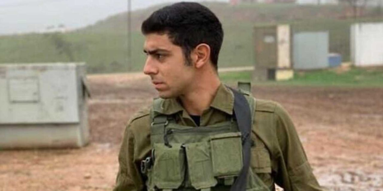 IDF soldier killed by rock thrown at his head by Palestinian in West Bank