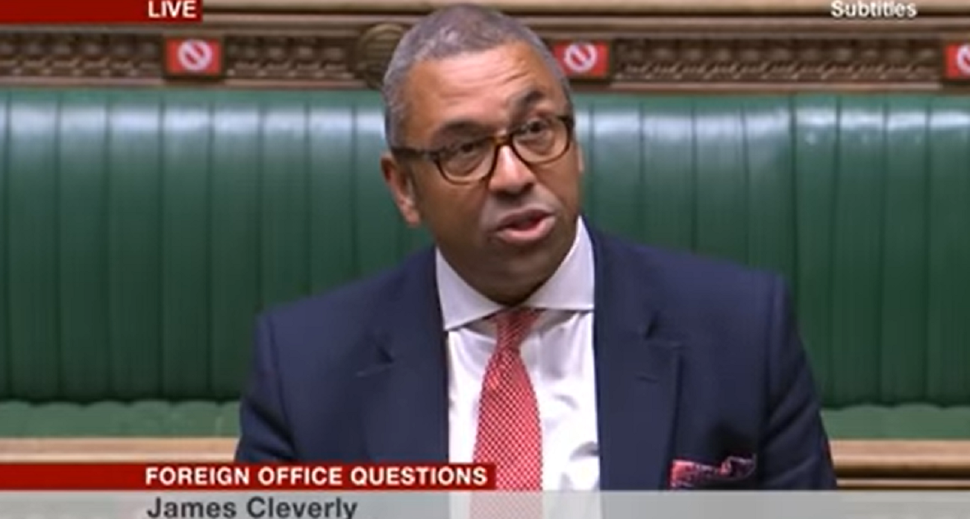 Israel praised in UK Parliament for helping Palestinians fight COVID