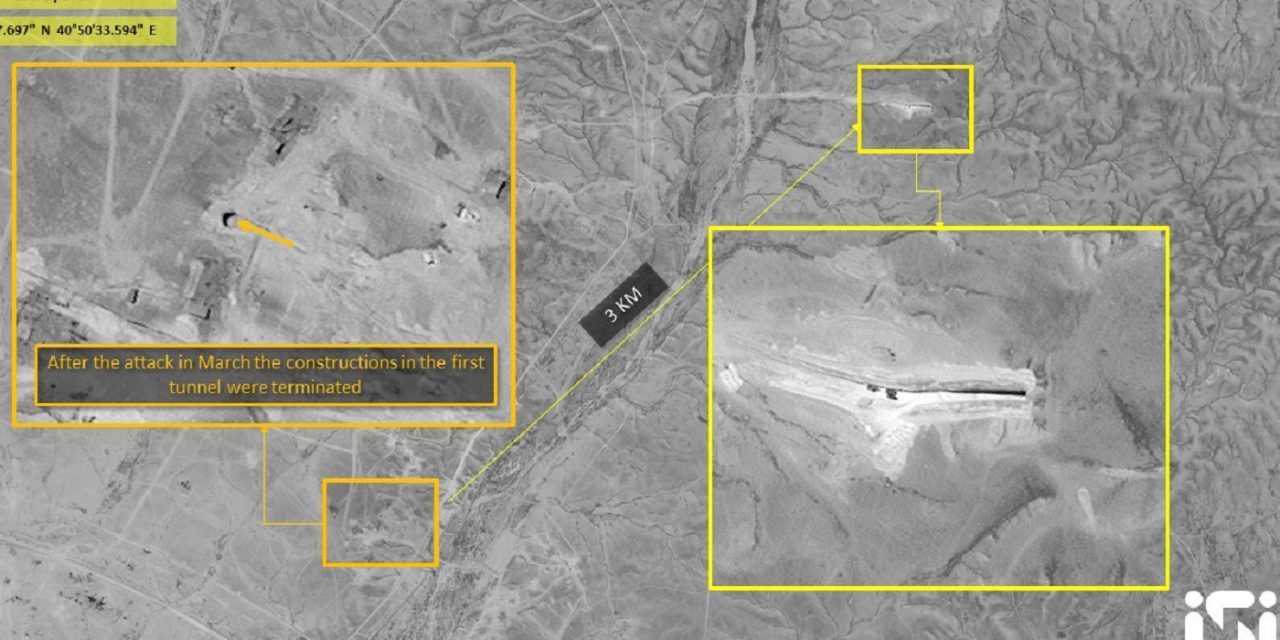 Iran Building Advanced Weapons Site in East Syria – Report