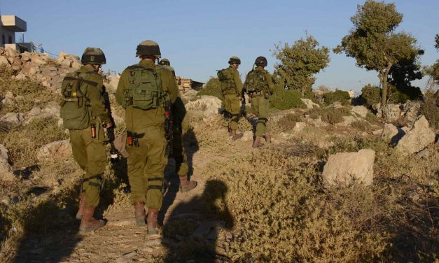 Palestinian gunman neutralised by IDF near Nablus