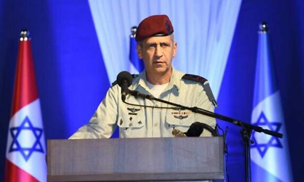 IDF chief hints at Israel's role in cyberattack that disrupted Iranian port
