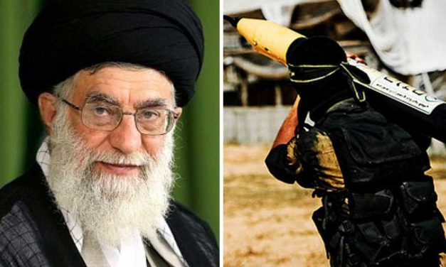 "Iran's Khamenei says ""West Bank must arm itself just like Gaza"""