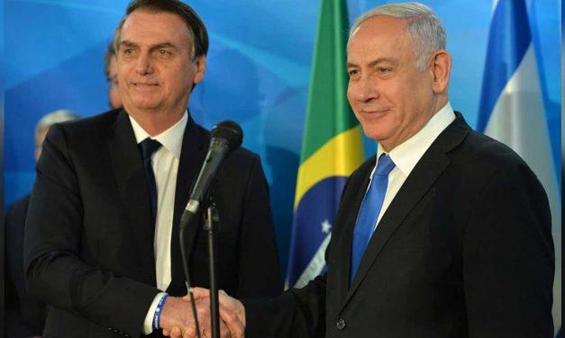 Netanyahu offers Brazil's Bolsonaro help in fighting Coronavirus outbreak