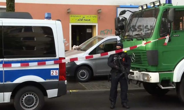 German police raid four mosques with links to Hezbollah