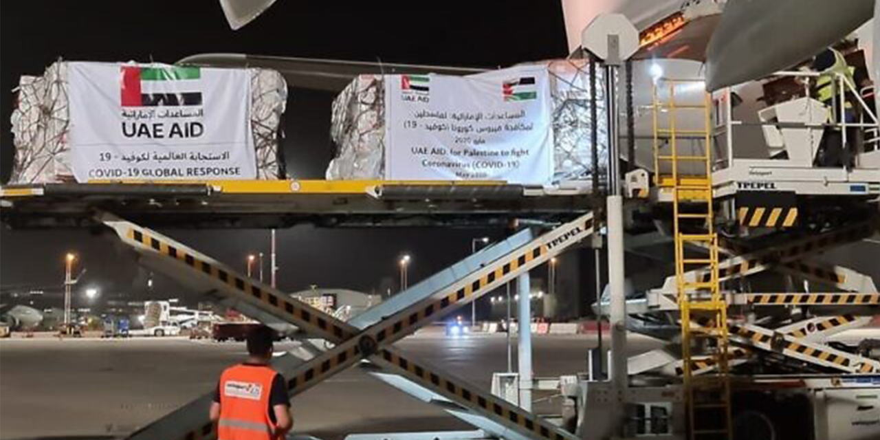Palestinians refuse Covid-19 aid from UAE sent via Israel despite need for ventilators
