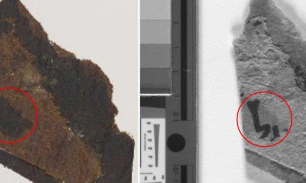 "British university discovers ""Shabbat"" on its ""blank"" Dead Sea Scroll fragments"