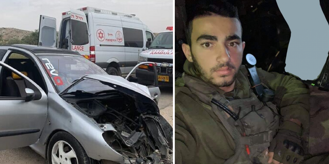 Israeli soldier injured in car ramming attack has leg amputated