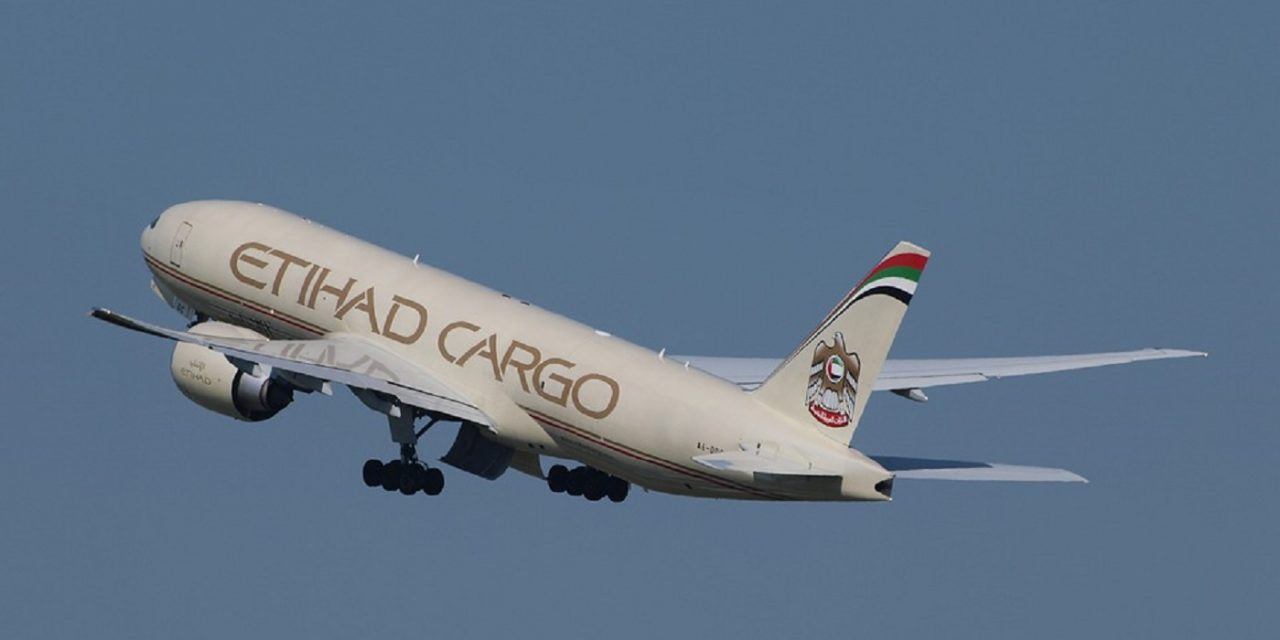 Etihad makes first commercial flight between UAE and Israel in coordinated COVID aid delivery