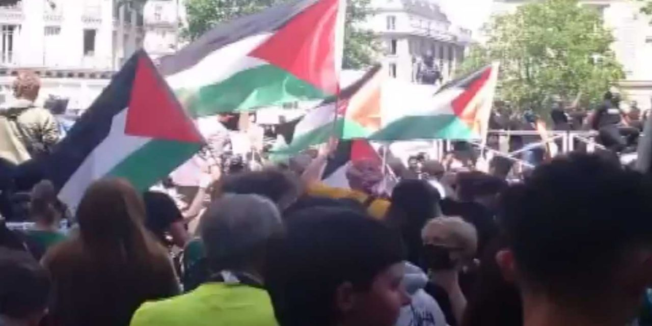 France: Anti-Semitic chants marr Black Lives Matter demonstration in Paris
