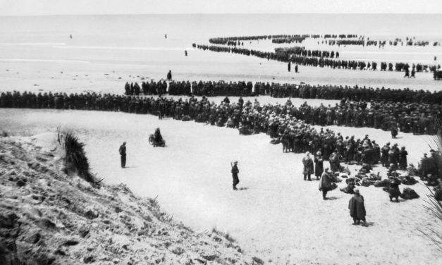 80 years since Dunkirk: A reminder of when a nation turned to God for help