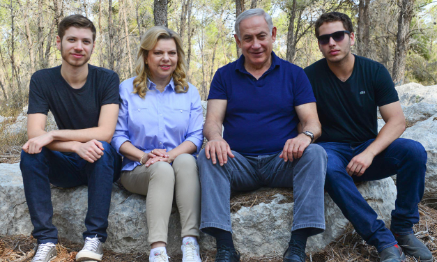 Netanyahu files police complaint over death threats to him and his family