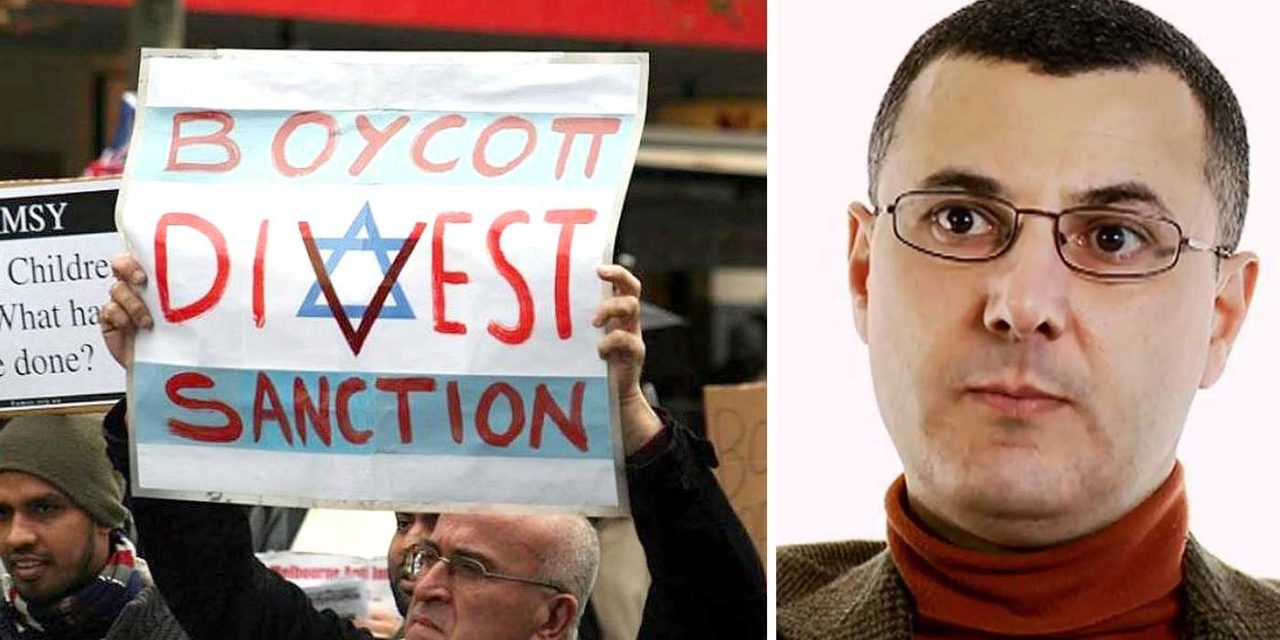 BDS co-founder says goal of movement is the end of Israel