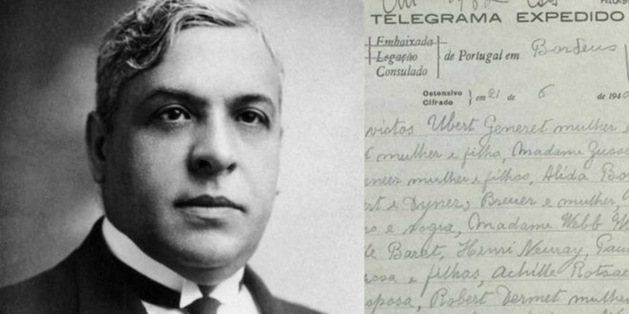 Portuguese diplomat who saved thousands of Jews during World War II finally honoured