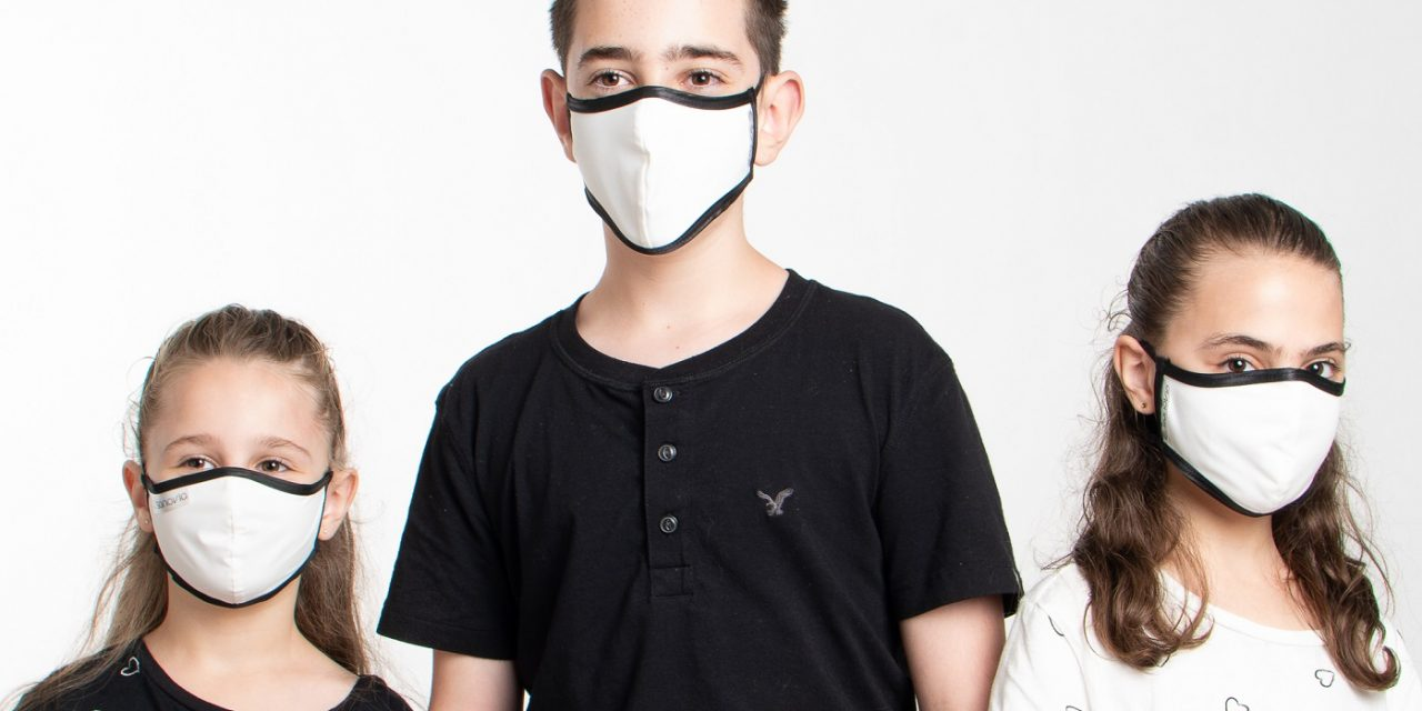 Israeli face mask gives '99 percent protection'