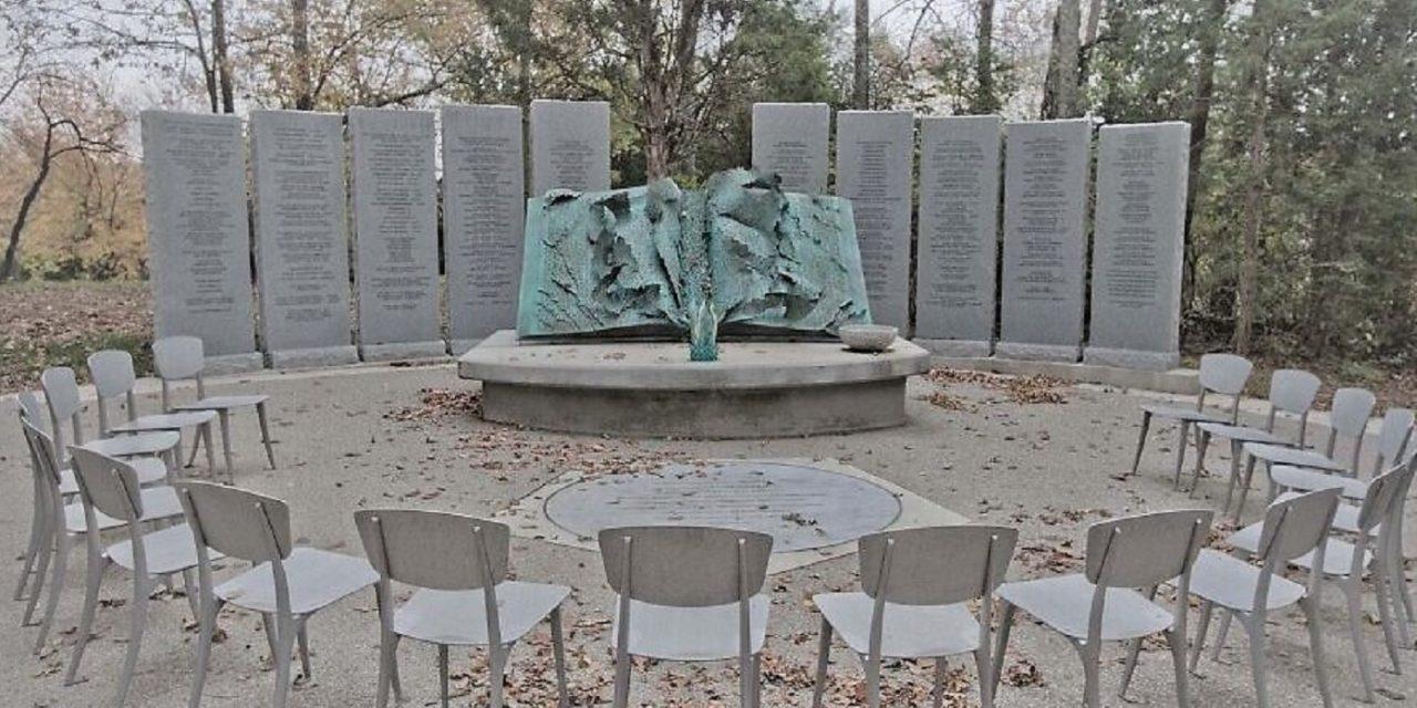 Nashville Holocaust memorial defaced with anti-Semitism
