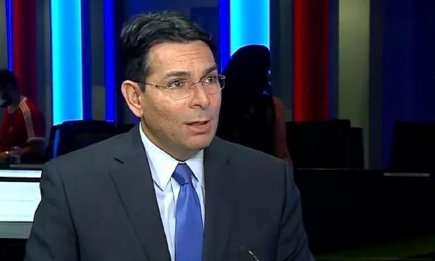"Danny Danon: ""If attacked, we'll bury Hezbollah under rubble of Lebanon"""