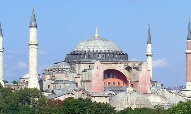 Pompeo urges Turkey not to convert Hagia Sophia former cathedral into a mosque