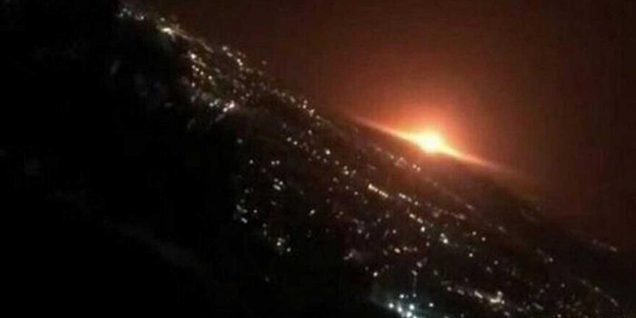Iran hit by another unexplained explosion