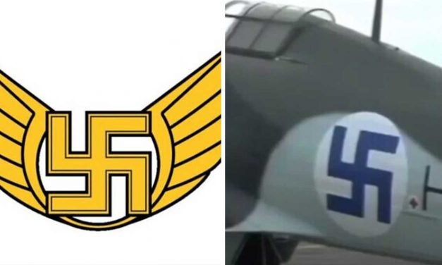 Finland air force drops swastika symbol that it adopted before Nazi Germany