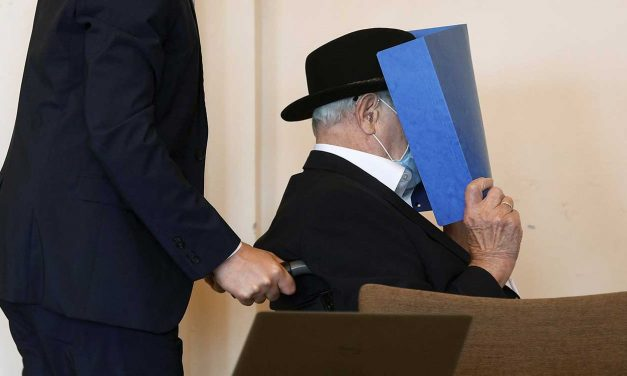 Concentration camp guard convicted in one of the last Nazi trials in history