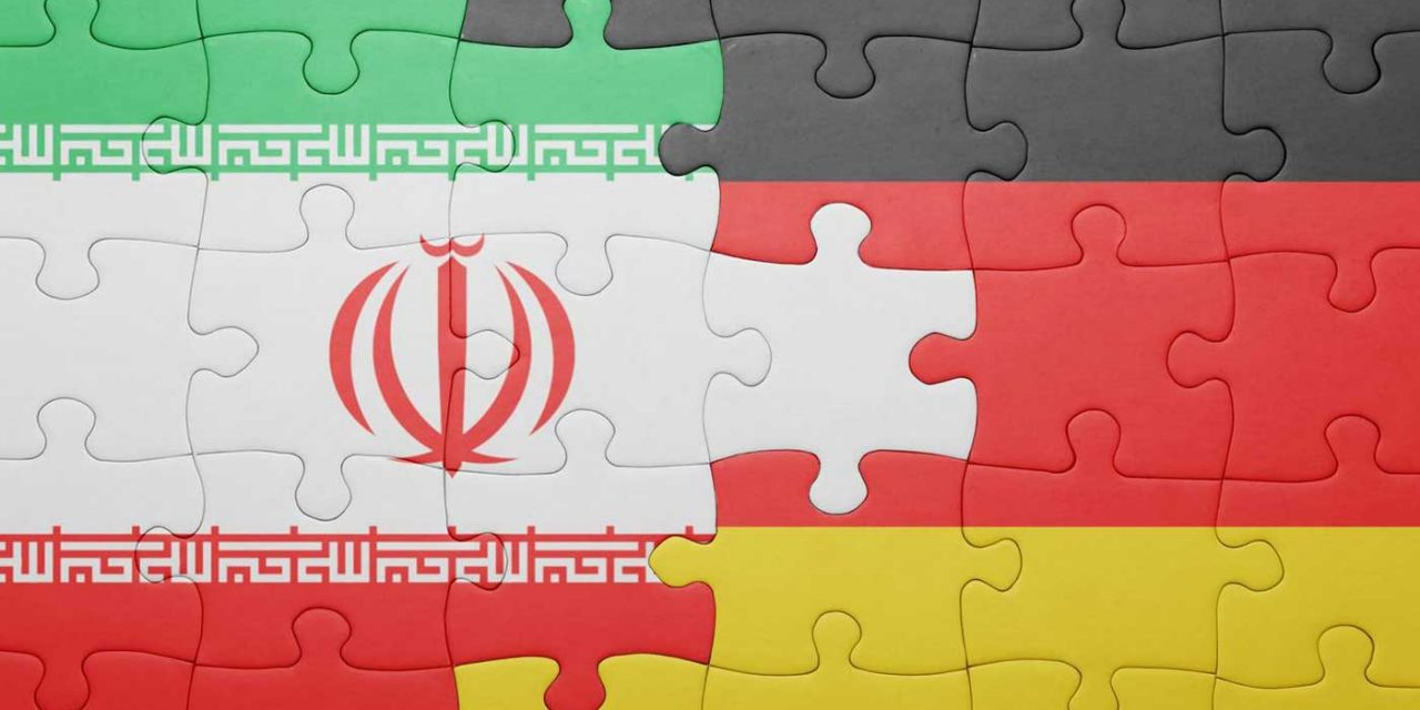 Report reveals Iranian activity endangers Israeli and Jewish lives in Germany
