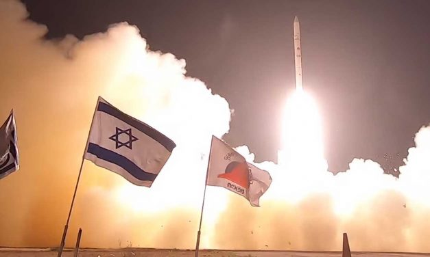 Watch: Israel launches OFEK-16 spy satellite