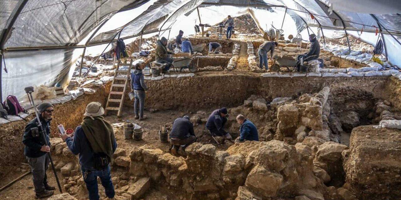 Massive Kingdom of Judah government complex uncovered near US Embassy in Jerusalem