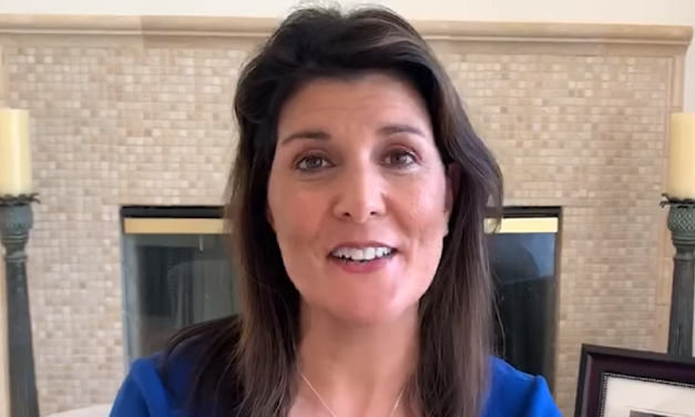 """""""You can't destroy what God has blessed"""" says Nikki Haley"""
