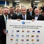 Politicians from 20 countries express support for Israeli sovereignty