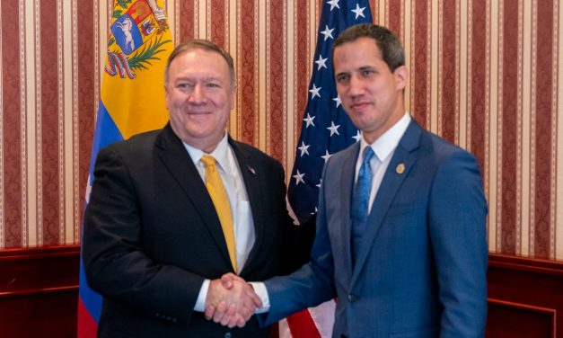 Venezuela's Juan Guaido would open embassy in Jerusalem, says envoy