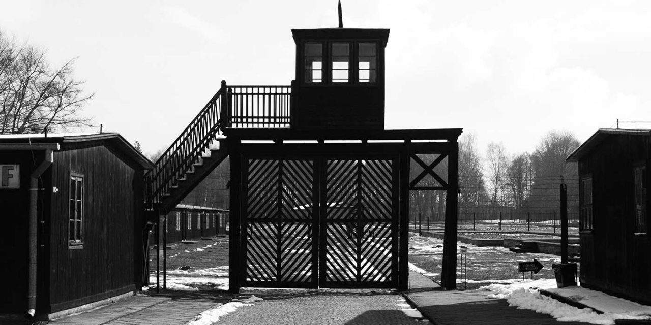 Nazi concentration camp guard, 95, charged in Germany