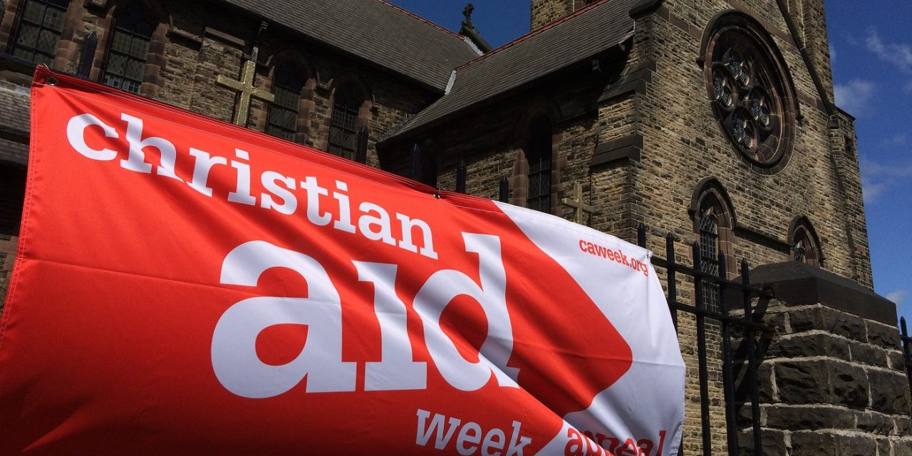 "Christian Aid calls for ""ramifications"" if Israel annexes Judea and Samaria"