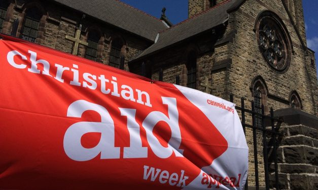 """Christian Aid calls for """"ramifications"""" if Israel annexes Judea and Samaria"""