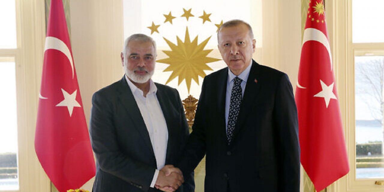 Turkey reportedly granting citizenship to Hamas members planning attacks from Istanbul