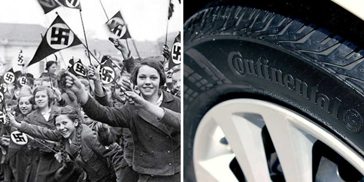 Continental reveals Nazi links and use of Holocaust victims to test products