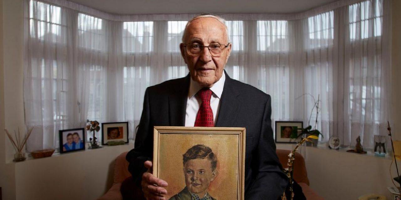 Film about Holocaust survivors win BAFTA award