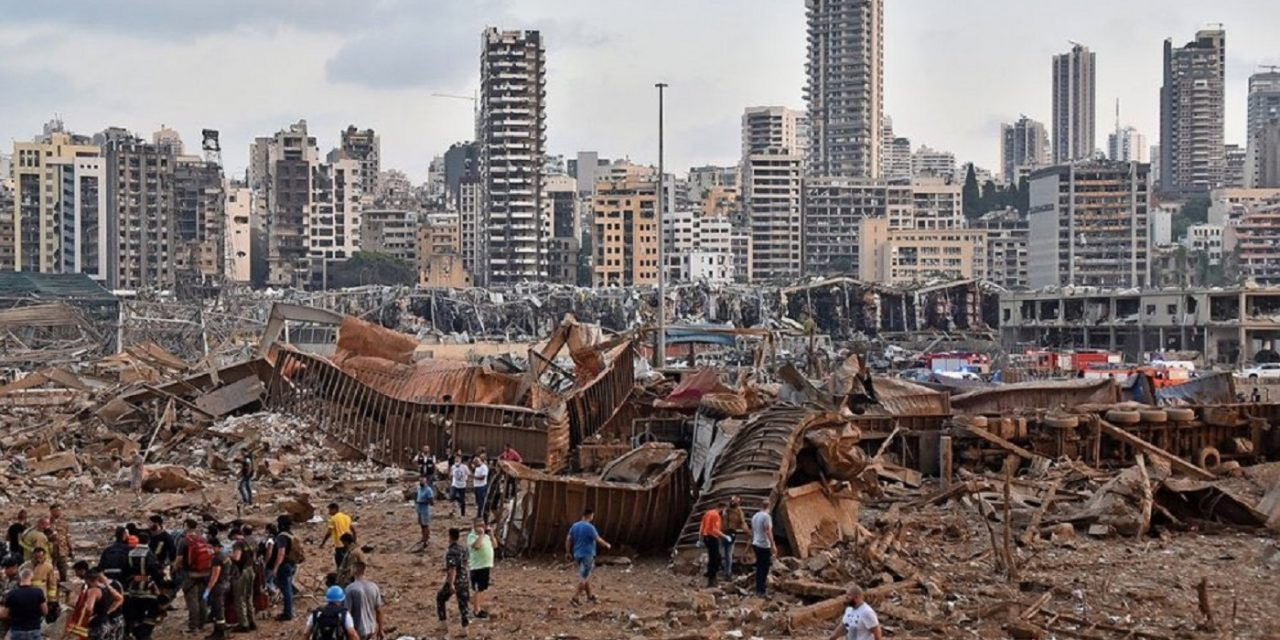 Israeli hospitals offer to help victims of Beirut blast