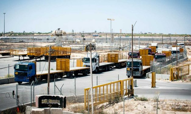 In response to terror, Israel closes Gaza's Kerem Shalom crossing except for humanitarian aid