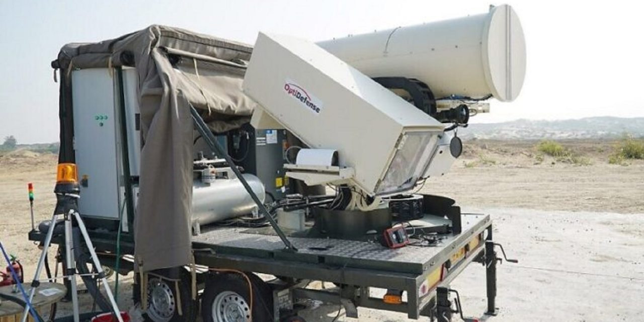 Israel deploys new Light Blade system to Gaza after arson attacks