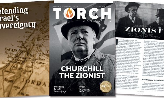 Churchill the Zionist | Latest TORCH magazine