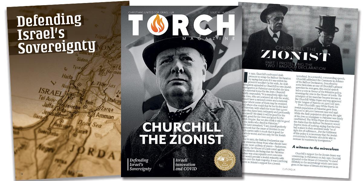 Churchill the Zionist | Latest TORCH magazine