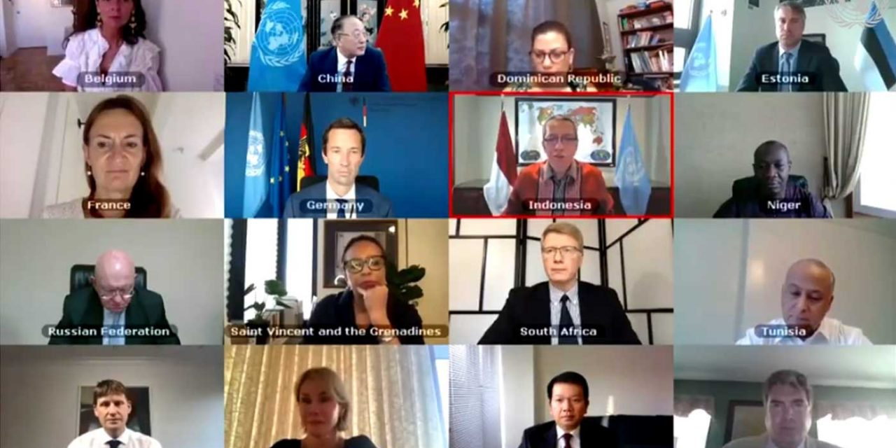 """Scandalous"" UN Security Council votes to end arms embargo against Iran"